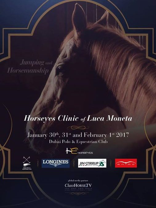 We will see in 10 days at the Dubai Polo & Equestrian Club for my first  #Horsey…