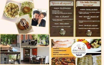 Sabato 20 e Domenica 21 maggio parteciperemo al Parma Home restaurant Festival!…