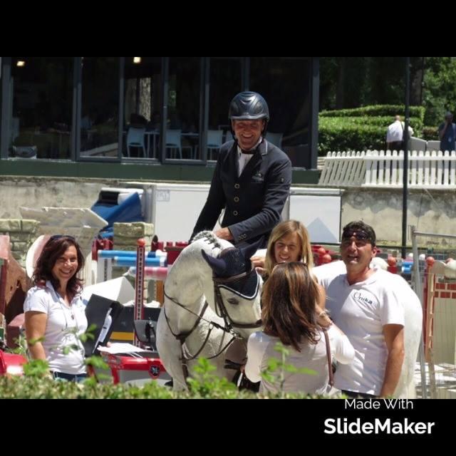 Chess a CSIO di Roma – Piazza di Siena  #lucamoneta  #lucamariamoneta  #horseman…