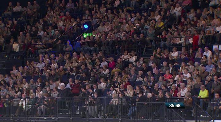 Video di ieri: piccolo grande Connery…grazie a tutti!…
